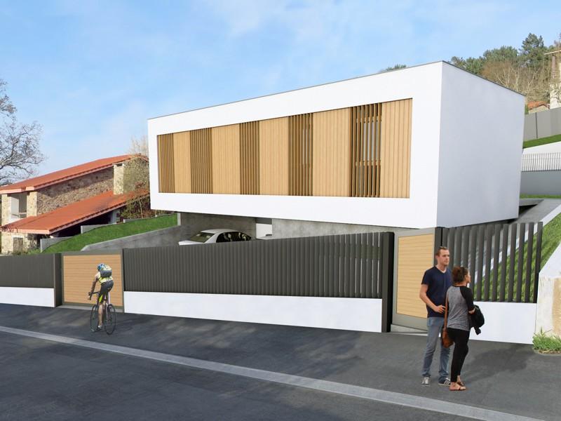 Canteiros oleiros aestudio arquitectos coru a - Arquitectura de interiores coruna ...