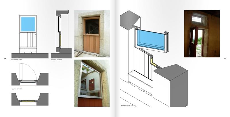 En el interior encontrará una detallada información sobre las soluciones constructivas empleadas